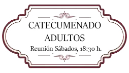 Catecumenado adultos