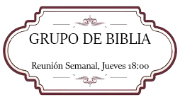 Grupo de Biblia