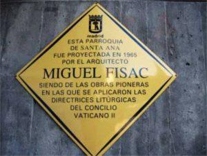 Placa Fisac