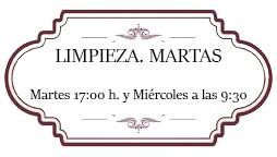 Limpieza Martas