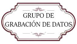 Grupo de Grabación de Datos